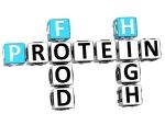 3D Protein Food High Crossword
